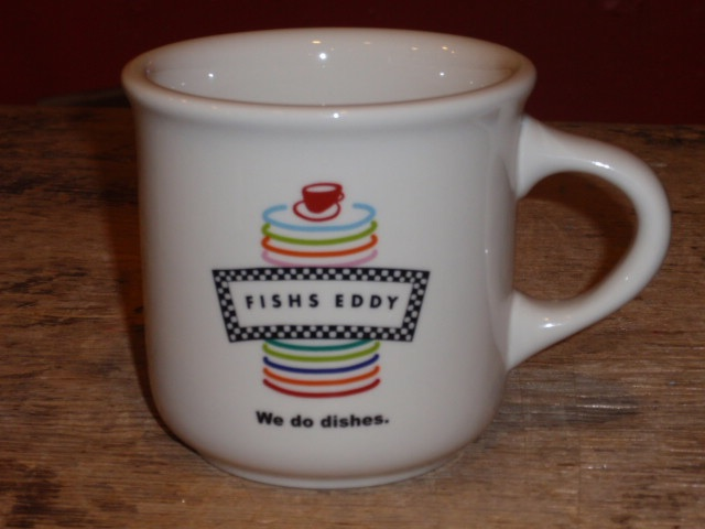 Retro dinnerware hudson goods blog for Fishs eddy dinnerware