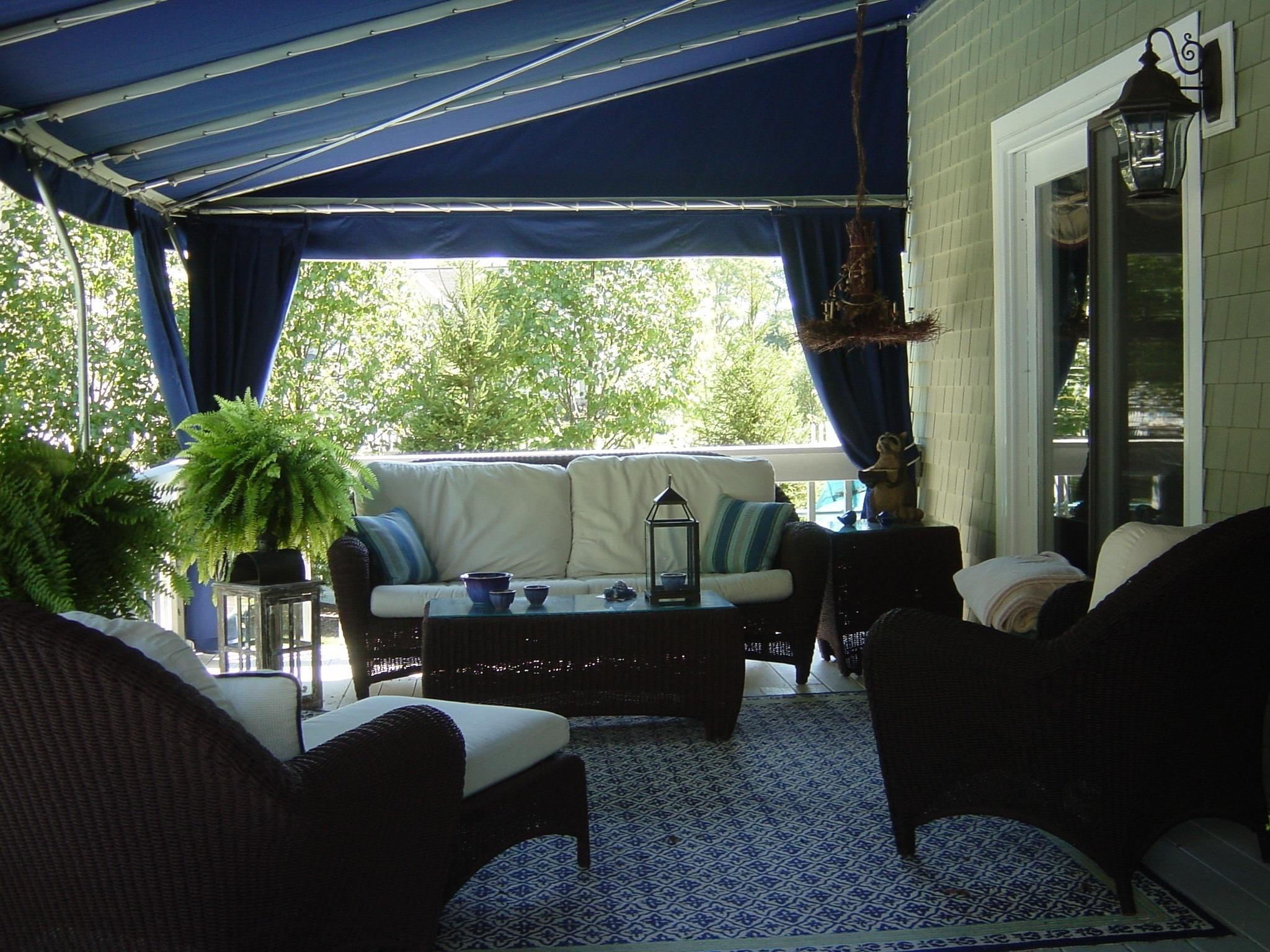 the backyard deck hudson goods blog