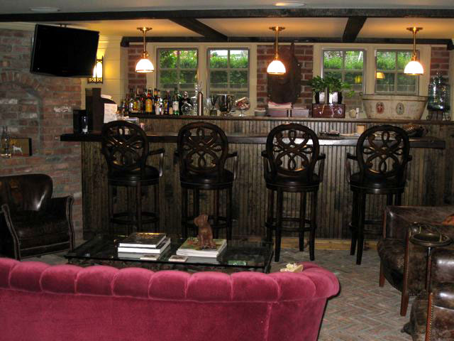 Tavern and man cave hudson goods blog for Vintage man cave ideas