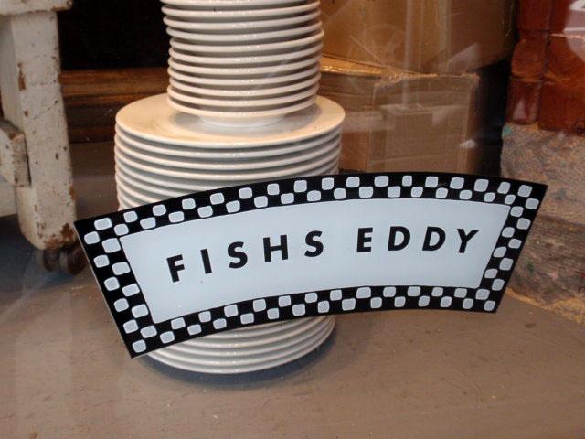 Antique glove molds and retro dinnerware hudson goods blog for Fishs eddy dinnerware