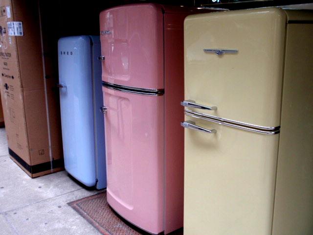 Industrial Refrigerators And Freezers Hudson Goods Blog: Vintage Industrial Furniture » retro ...