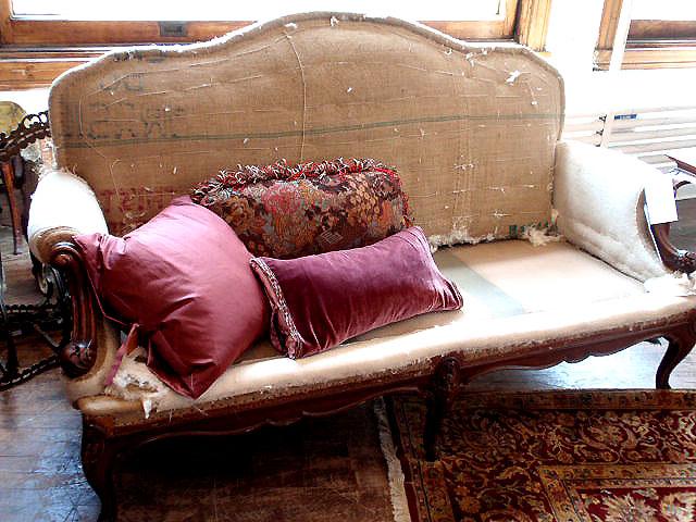 Shabby Chic Armchair Hudson Goods Vintage