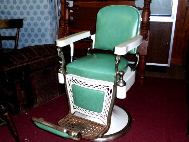 Hudson Goods Blog Vintage Industrial Furniture barbers