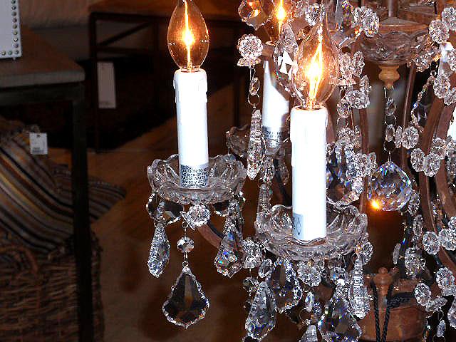 Clear Chandelier Lamp | Sears.com