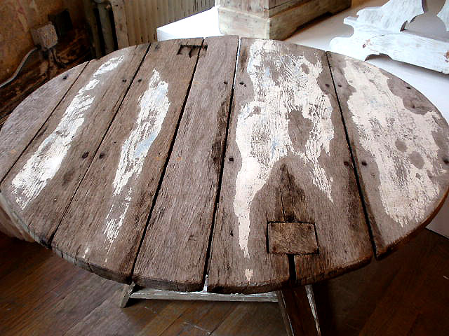 raw wood 2 Pottery Barn Hudson Coffee Table